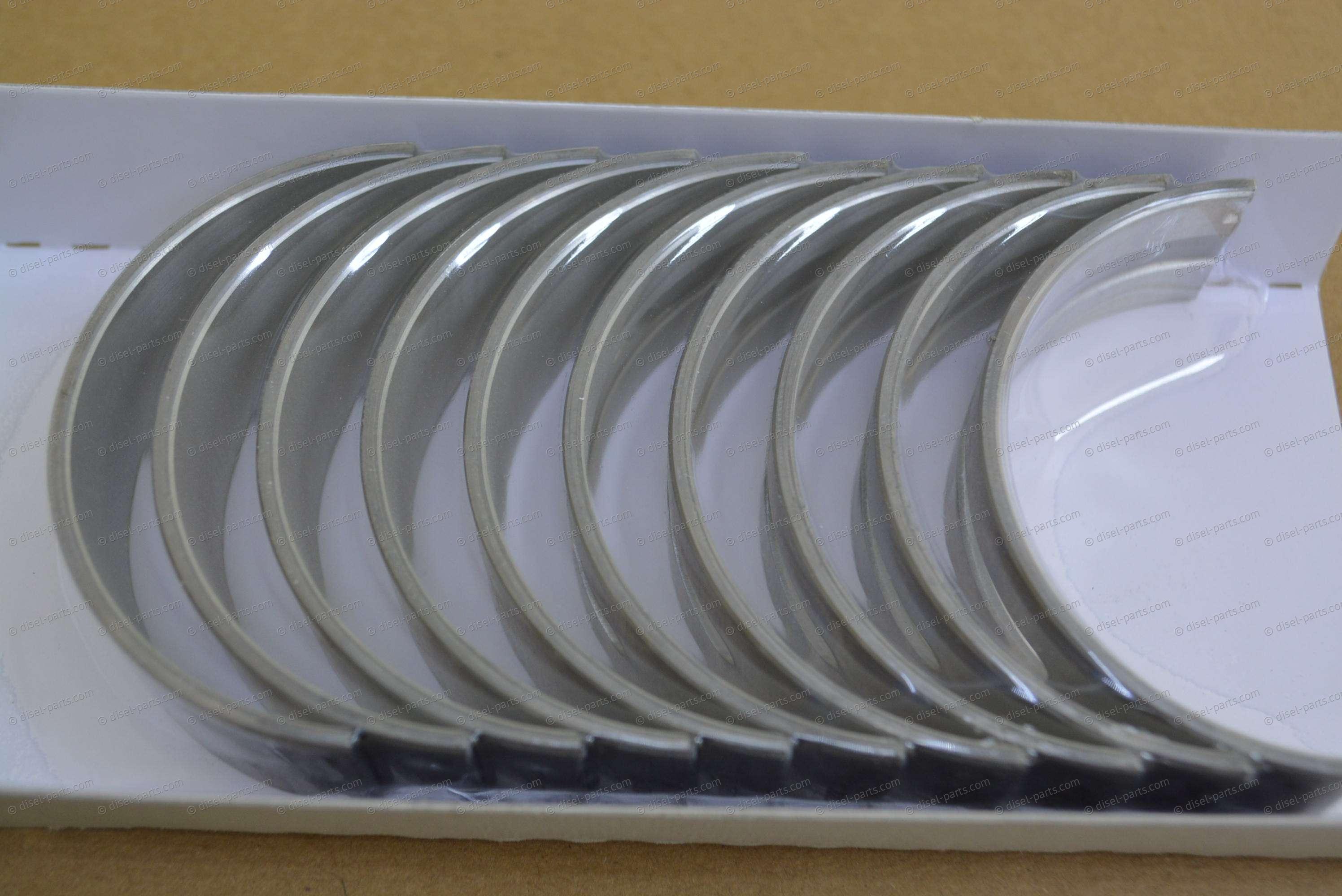 Вкладыши коренные (D4CB) 0.50 комплект